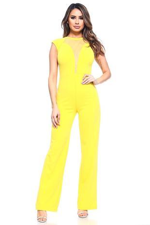 J604 Yellow