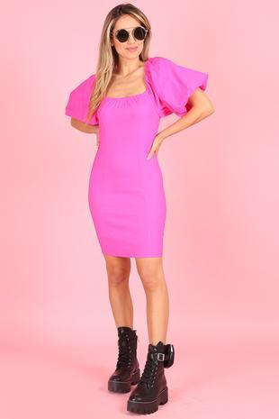 Dress SPN Pink