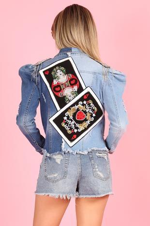 Jacket Card