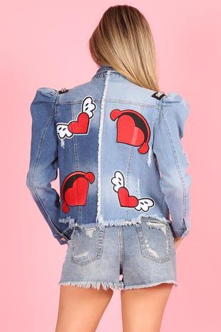 Jacket Hearts