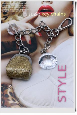 Suzie Key Chain