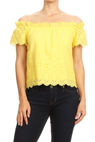 T15055A YELLOW