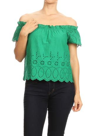 T15055A GREEN