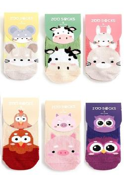 Zoo socks (1)