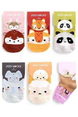 Zoo socks (2)