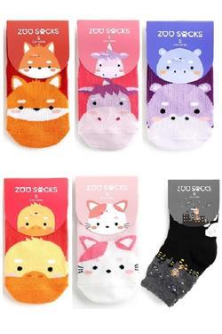 Zoo socks (3)