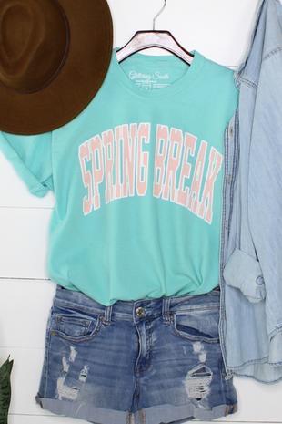 Spring Break CC