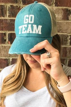 GO TEAM HAT