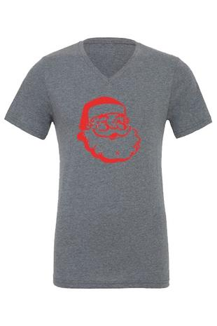 RedSanta V Neck