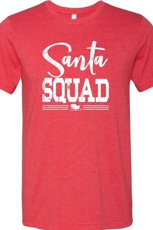 SantaSquadTee