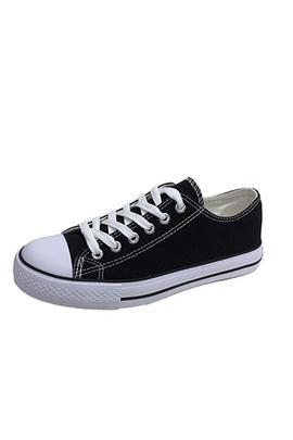 men canvas shoe
