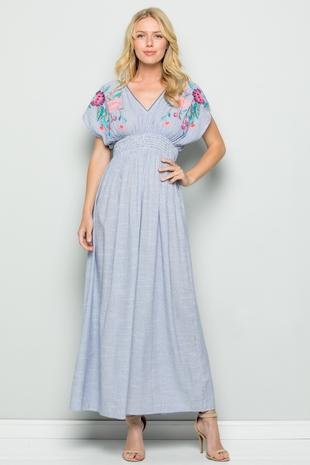 D5181 Dress-BL