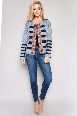 OMICRON jacket