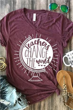 Teachers Change