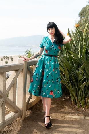 Lombard dress