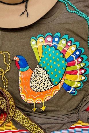 Colorful Turk-X