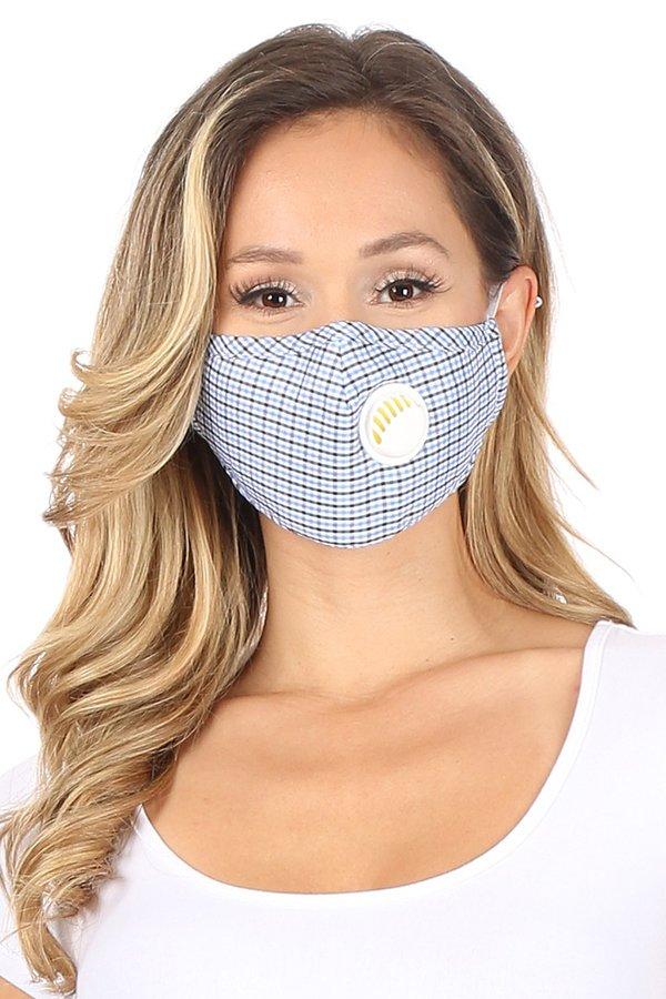 Blue Print Mask